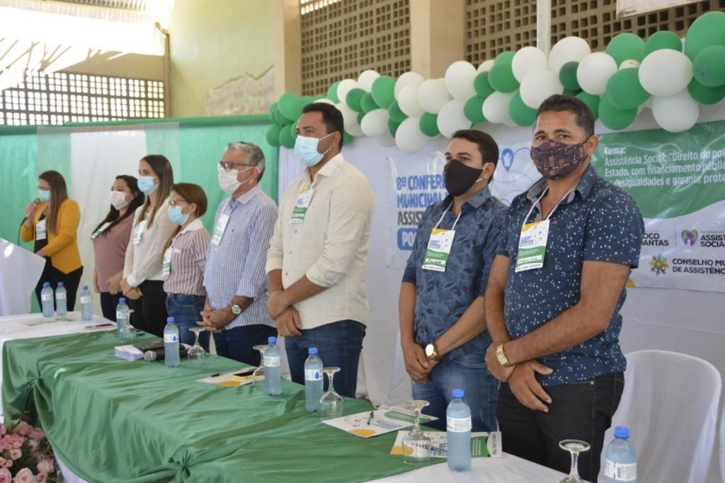 Prefeitura de Poço Dantas promove 8ª Conferência Municipal da Assistência Social