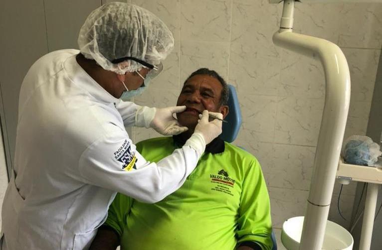Distrito de Tanques já colhe frutos da assistência médica de qualidade que está sendo marca da gestão de Itamar Moreira
