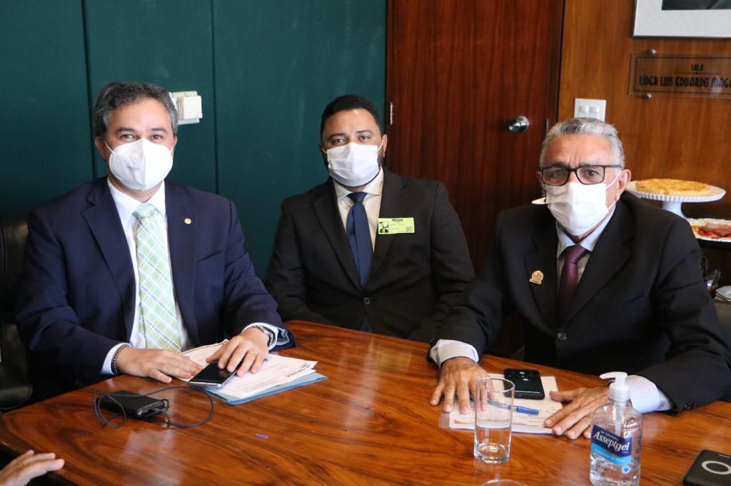 Poço Dantas recebe emenda parlamentar do deputado Efraim Filho para obras em Infraestrutura Urbana